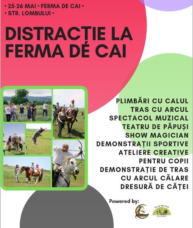 afis event 25 mai Cluj